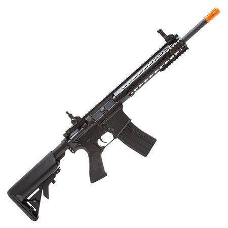 Rifle de Airsoft AEG  Cyma  M4 CM515 Preta  Cal.6mm