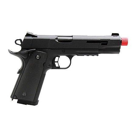 Pistola de Airsoft GBB SECUTOR 1911 Rudis Model VI Black Cal 6mm