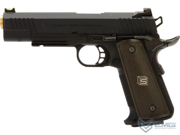 Pistola de Airsoft GBB Salient Arms EMG Red Pistol Cal .6mm