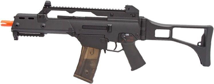 Rifle de Airsoft AEG - G36C G608 Blk - Cal. 6mm