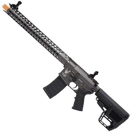 Rifle de Airsoft AEG KING ARMS TWS M4 Keymod Carbine Cal .6mm