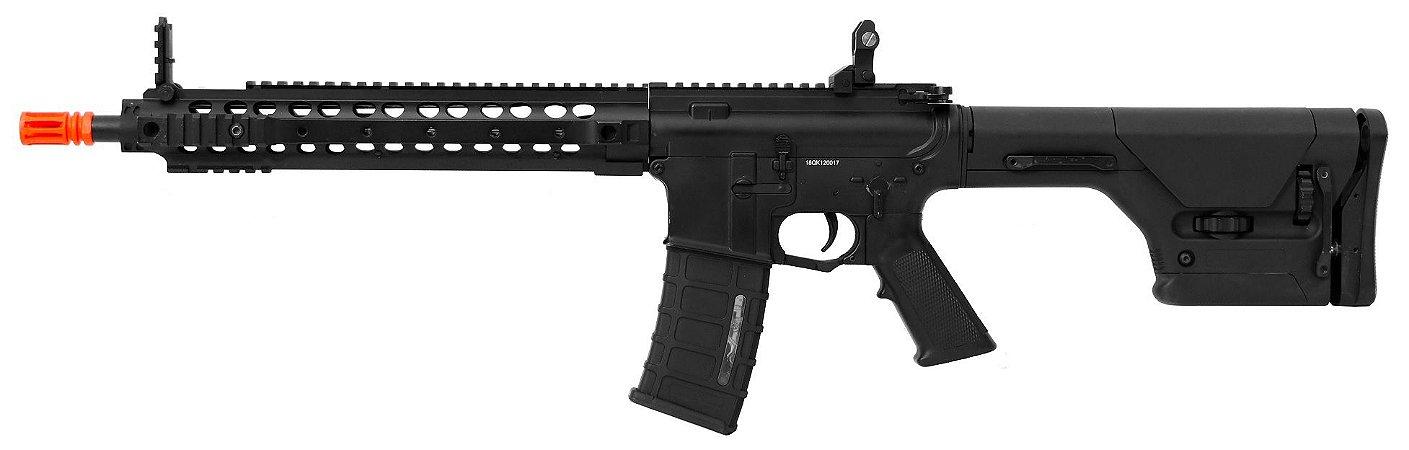 Rifle de Airsoft AEG DHM4 M120 A&K DMR Cal .6mm