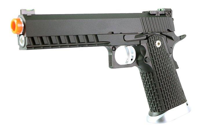 Pistola de Airsoft GBB KJW 1911 KP 06 Cal. 6mm