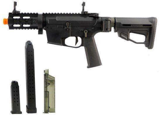 Rifle de Airsoft AEG Ares M45 X-Class Black   Cal. 6mm