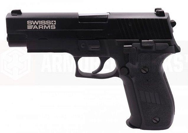 Pistola de Airsoft GBB ARMORER WORKS P226 CG-SW0110 Cal .6mm