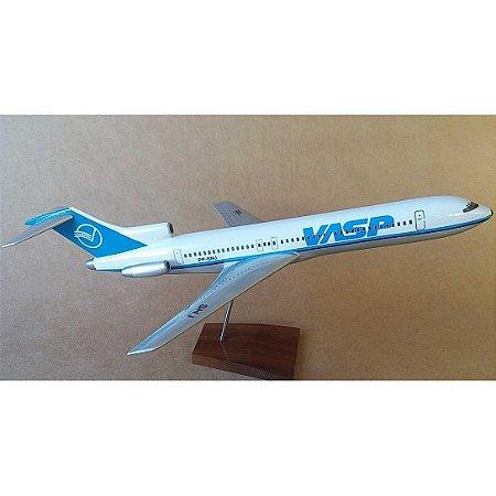 MAQUETE VASP B727-200 47CM