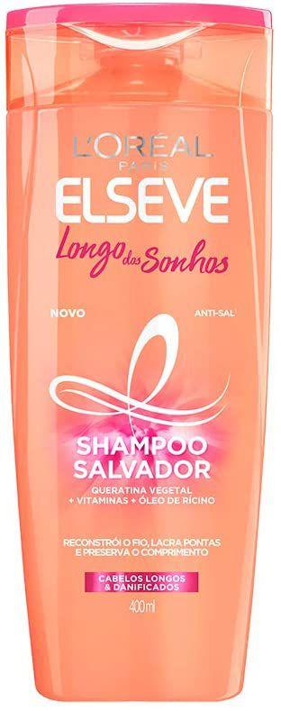 Shampoo Longo Dos Sonhos Elseve - 200ml