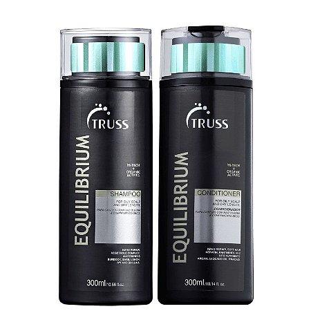 Kit Equilibrium Truss - shampoo e condicionador 300 ml