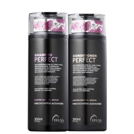 Kit Perfect - shampoo e condicionador 300 ml