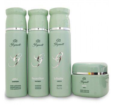 Kit Nutrição - shampoo condicionador e leave-in e GANHE mascara