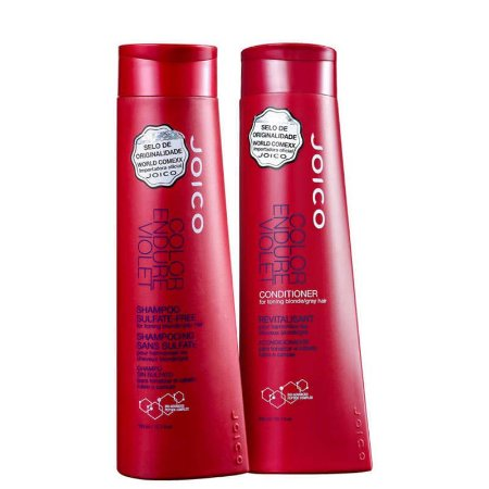 Kit Color Endure Violeta - shampoo e condicionador 300 ml