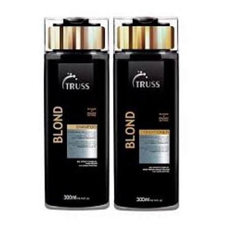 Kit Blond Truss - shampoo e condicionador 300ml