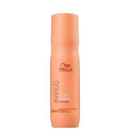Shampoo Nutri Enrich Wella - 250ml
