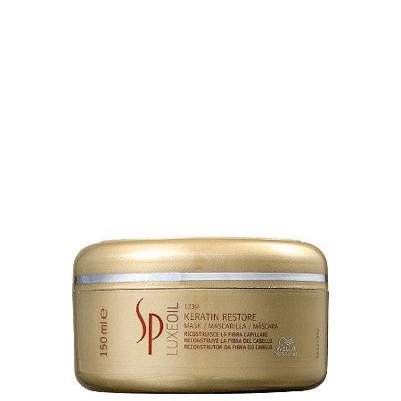 Mascara SP luxe oil Wella - 150ml