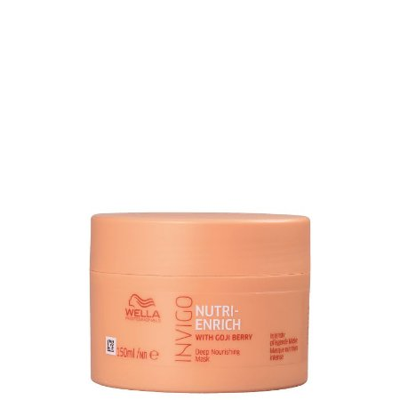 Mascara Nutri - Enrich Wella - 150ml