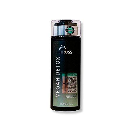Shampoo Vegan Detox Truss - 300ml