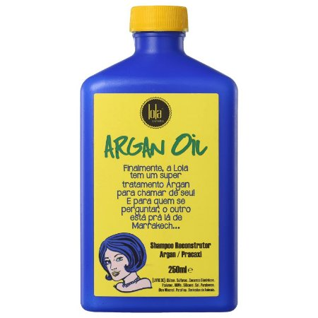 Shampoo Argan Oil - 250ml