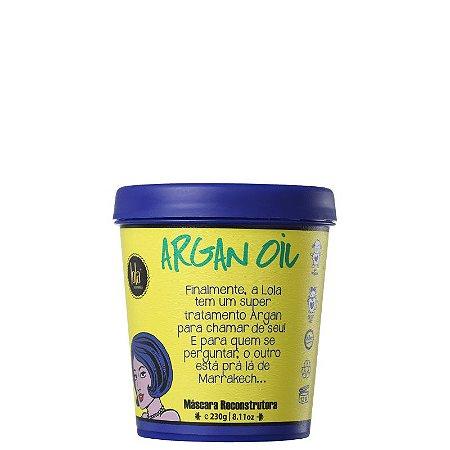 Mascara Argan Oil - 230g