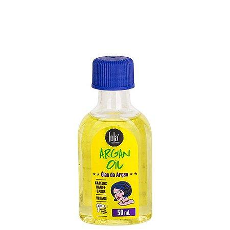 Oleo capilar argan oil - 50ml
