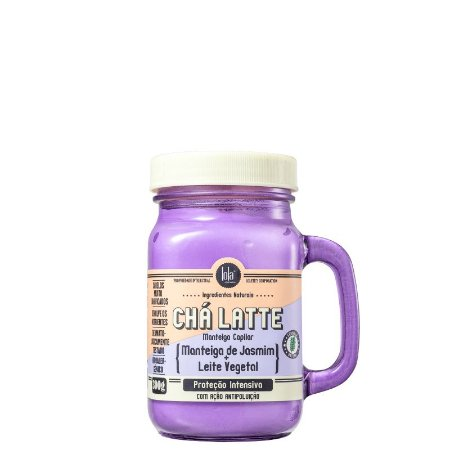 Mascara Capilar Chá Latte Lola - Manteiga de jasmim 300g