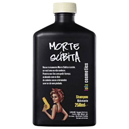 Shampoo Morte Subita - 250ml