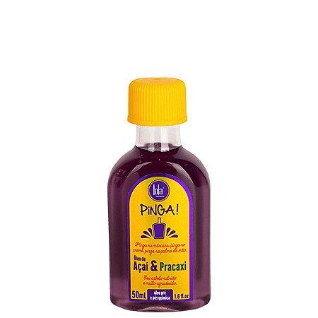 Pinga Açai & Pracaxi - oleo capilar 50ml