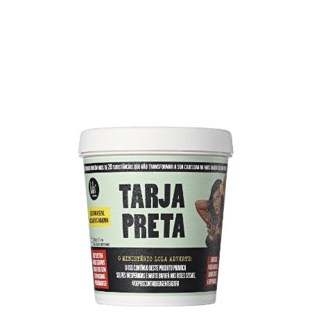Mascara Tarja Preta - 230ml