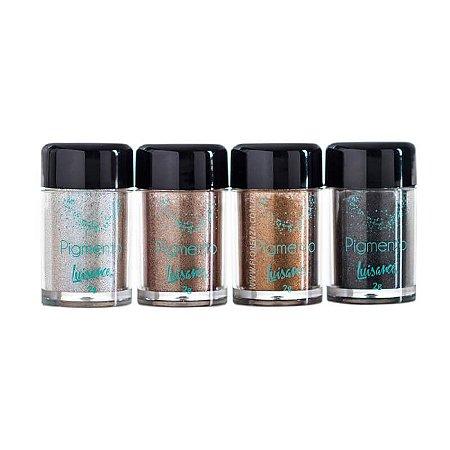 Kit de pigmentos Luisance - 4 cores disponíveis