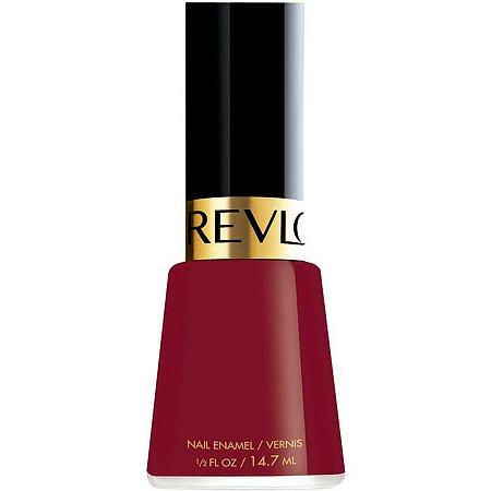 Esmalte creme Revlon - Cor raven red 721- 14,7ml