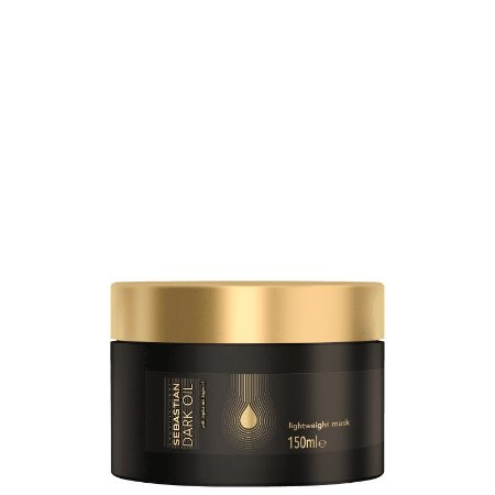Mascara Dark Oil Sebastian - 150g