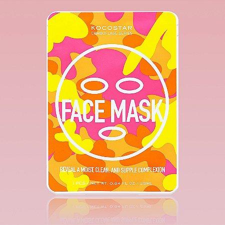 Camuflage Face Mask Kocostar - Mascara facial camuflada