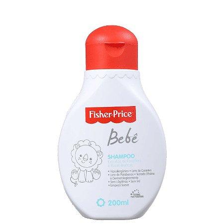 Shampoo Bebe Fisher Price - 200ml