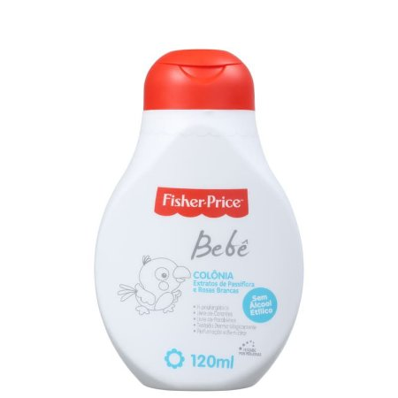 Colonia bebe Fisher Price - 120ml