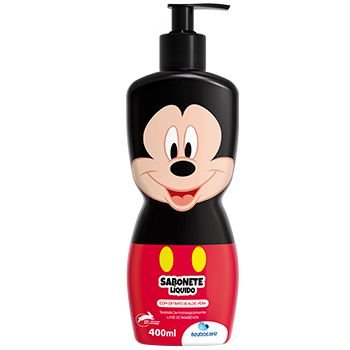 Sabonete Liquido Mickey Neutrocare - 400ml