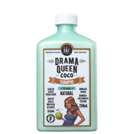 Shampoo Drama Queen Coco Lola - 250ml