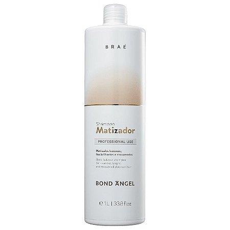 Shampoo Matizador Bond Angel Brae - 1L