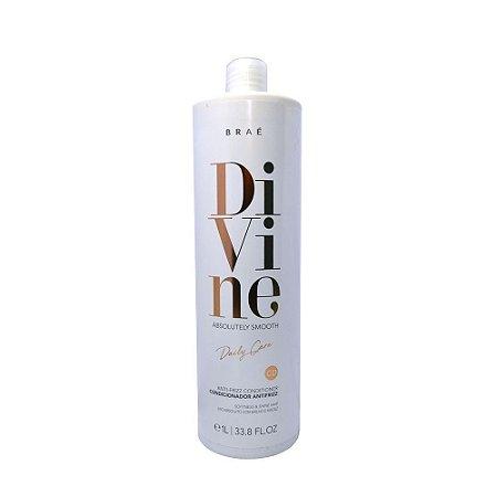 Condicionador Divine Anti-Frizz Brae - 1L