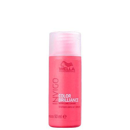 Shampoo Color Brilliance Wella - 50ml