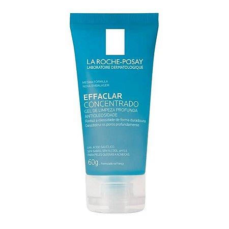 Effaclar Concentrado La Roche Posay - Gel de Limpeza Facial 60g