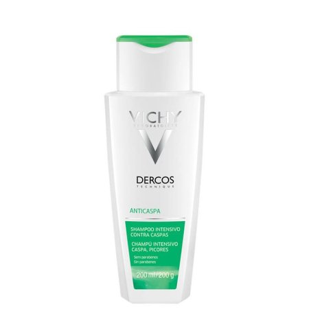 Dercos Shampoo Anticaspa Intensivo Vichy - 200ml