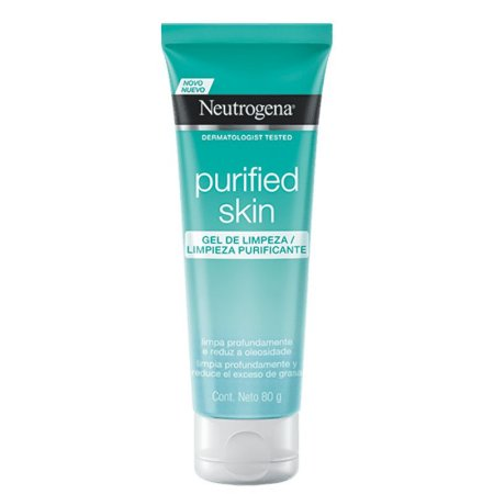 Purified Skin Neutrogena - Gel de Limpeza Facial - 80g
