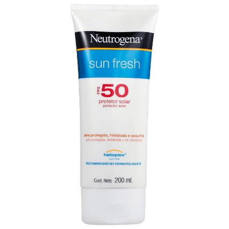 Sun Fresh FPS 50 Neutrogena - Protetor Solar 200ml