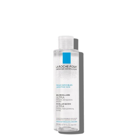 Agua Micelar Ultra La Roche Posay - Solução Micelar Facial 200ml