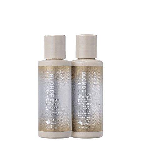 Kit Blonde Life Joico - Shampoo e Condicionador 50ml