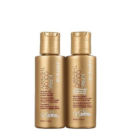 Kit Color Therapy Joico - Shampoo e Condicionador 50ml