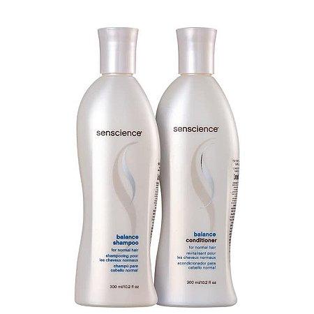 Kit Balance Senscience - Shampoo e Condicionador 300ml