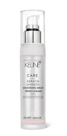Sérum Keratin Smooth Keune - Protetor termico e anti-frizz - 25ml