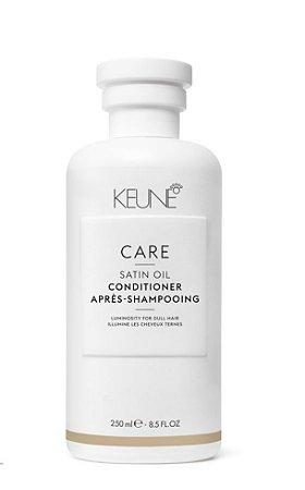 Condicionador Satin Oil Keune - 250ml