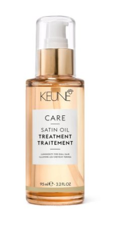 Oleo Satin Oil Keune - Oleo reparador 95ml