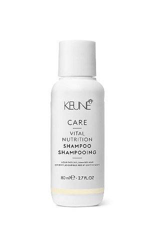 Shampoo Vital Nutrition Keune - 80ml